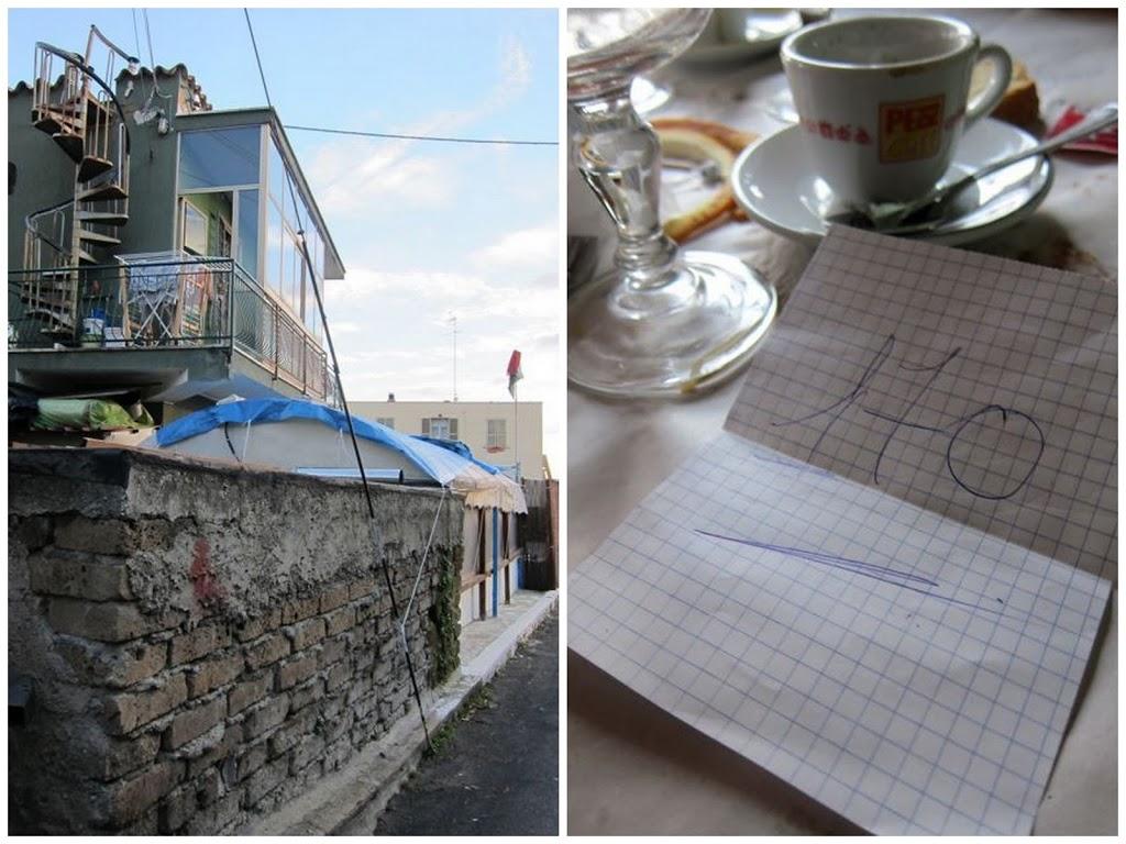 Tavola azzurra 2 eating fish in santa marinella - Tavola azzurra 3 ...
