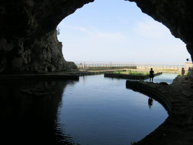 Grotto, Villa of Tiberius, Museo Archeologico di Sperlonga
