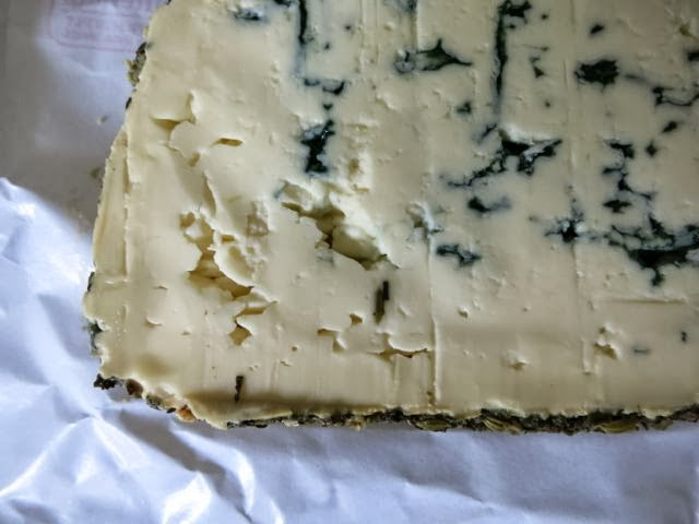 Beet Salad with Blue Cheese www.ElizabethMinchilliInRome.com