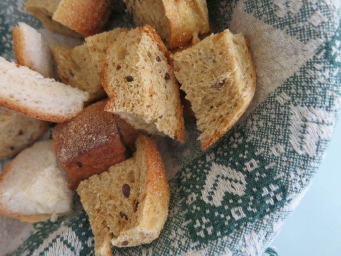 Bread for Swiss Cheese Fondue