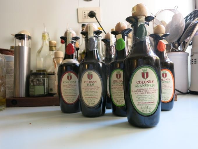 Colonna Olive Oils