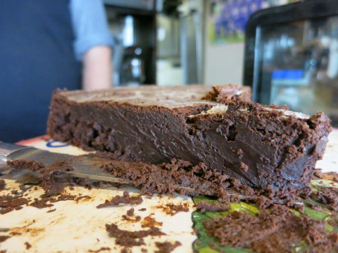 Chocolate Cake Osteria Tripperia il Magazzino