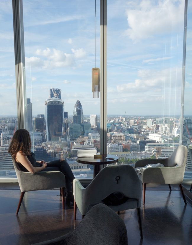Drinks At The Shard London