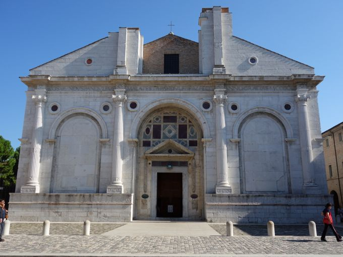 Tempio Malatestiano, Rimin