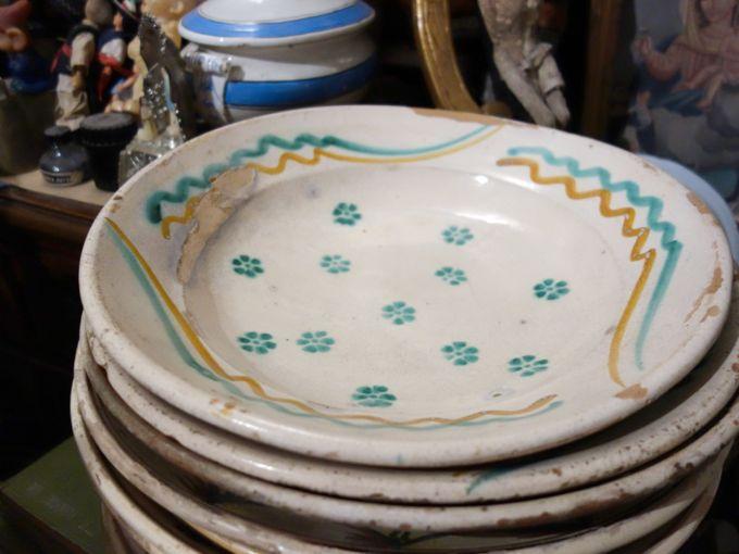 Antique Ceramics Ostuni