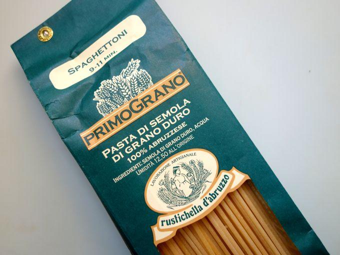 Rustichella Spaghettoni