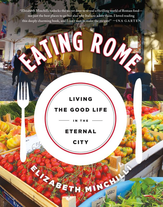 Eating Rome Cover