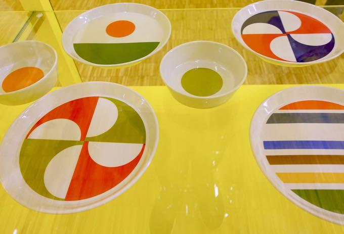 Gio Ponti Plates Arts & Food