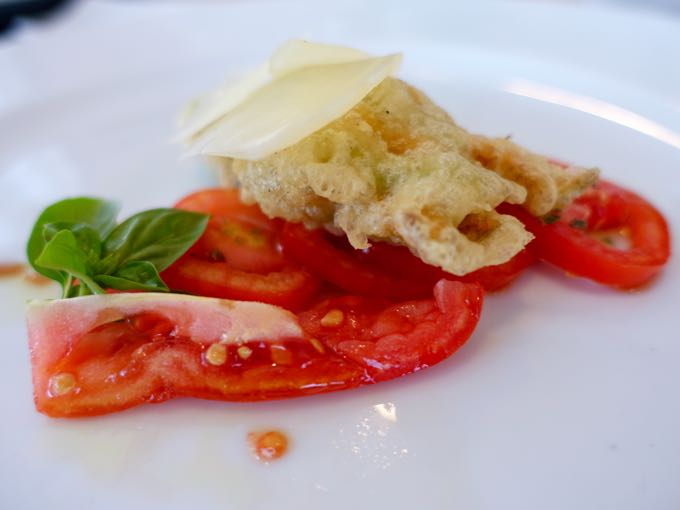 Tomatoes with Colatura