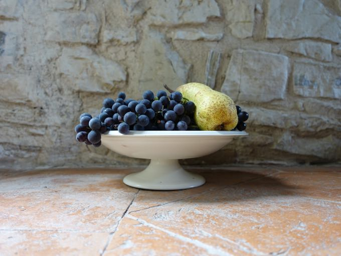 Grapes and Pears, Umbria
