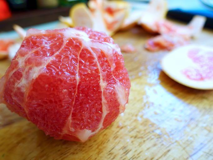 Grapefruit Elizabeth Minchilli