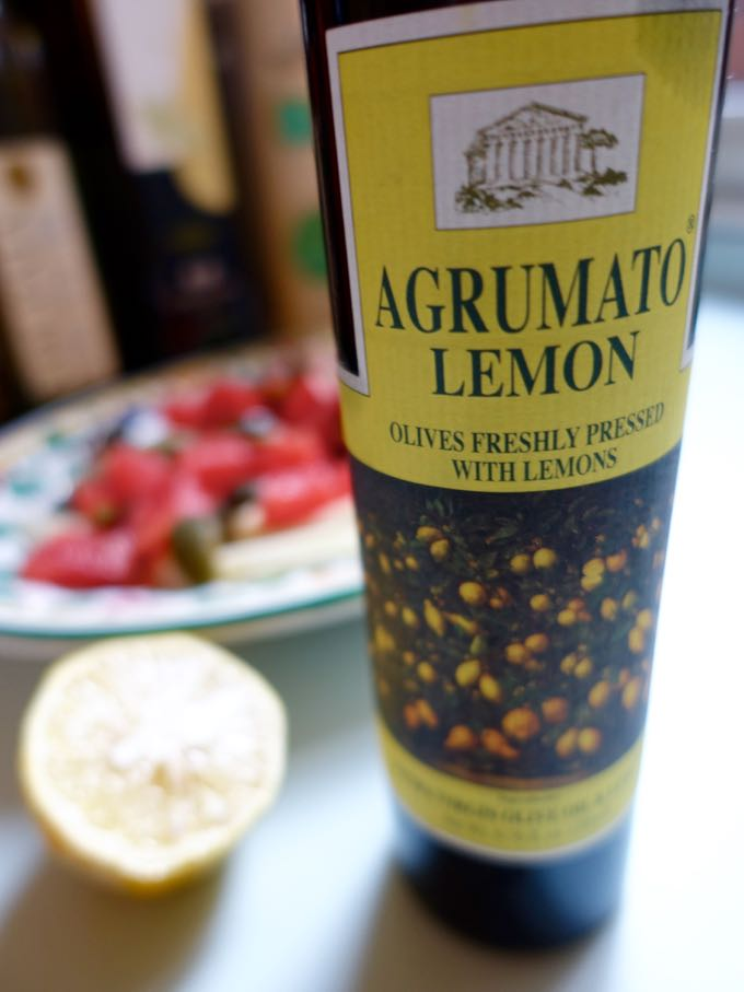 Lemon Olive Oil Elizabeth Minchilli