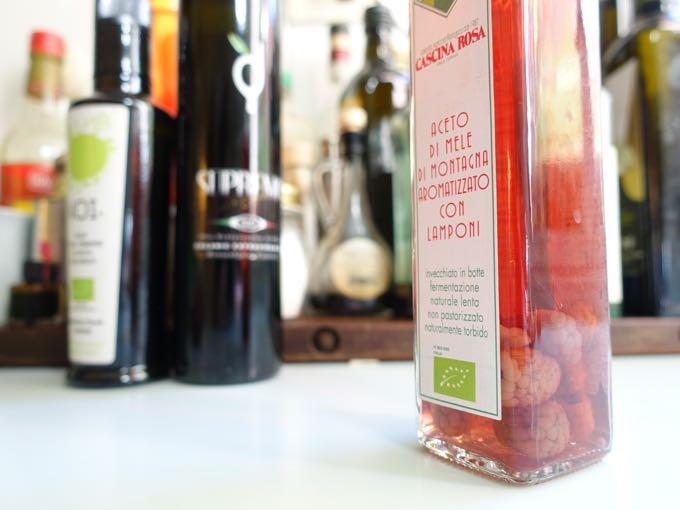 Raspberry Vinegar Elizabeth Minchilli