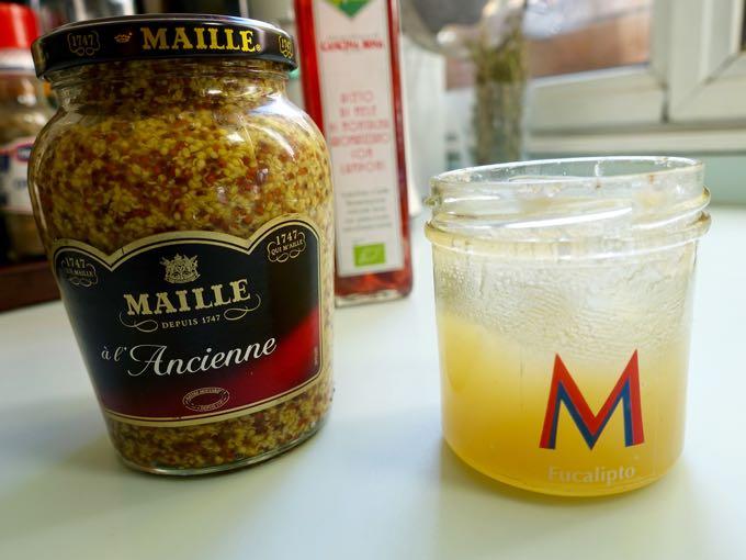 Mustard and Honey Elizabeth Minchilli