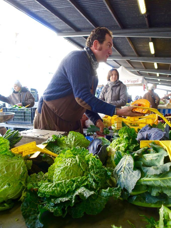 Sant'Ambrogio Market Florence Elizabeth Minchilli