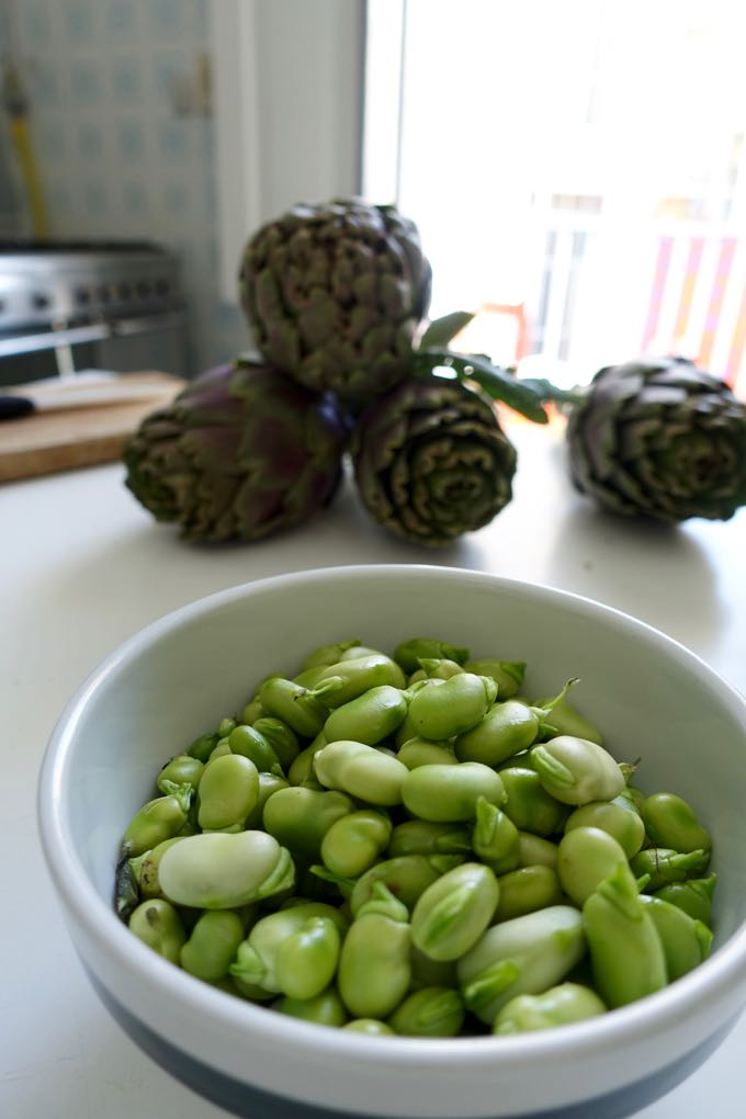 how to cook artichokes youtube