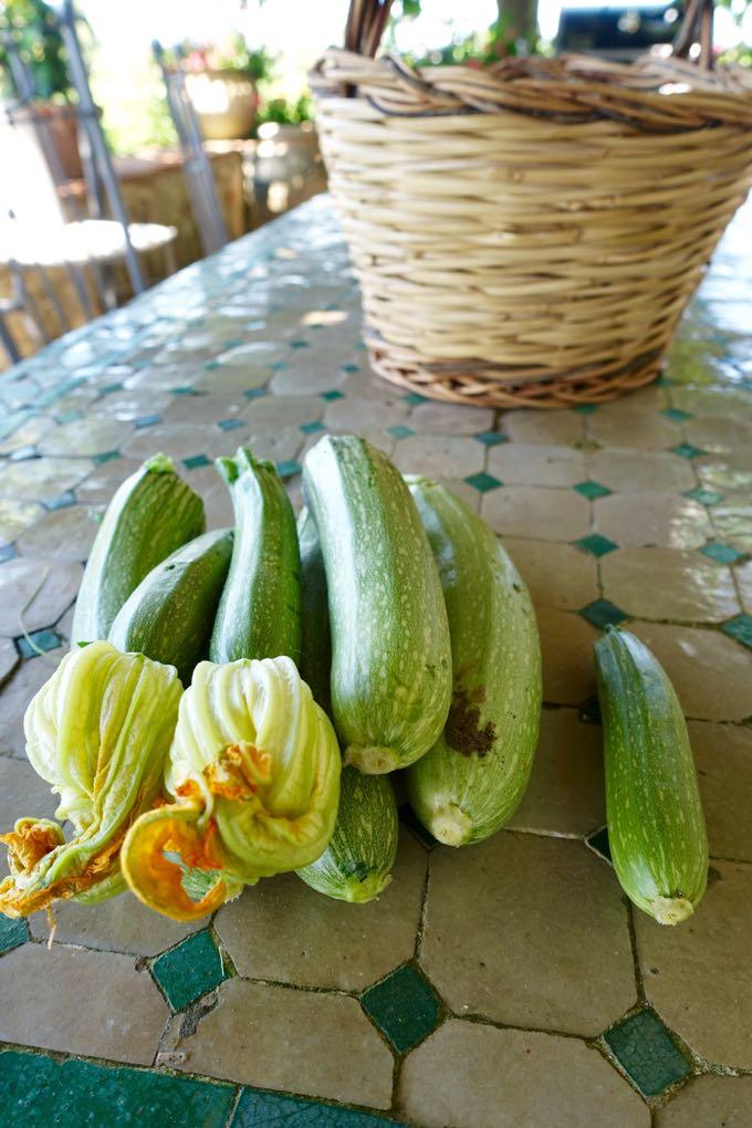 Zucchini and Arugula Salad - 4