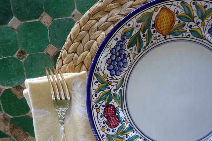 Zucchini and Arugula Salad - 8