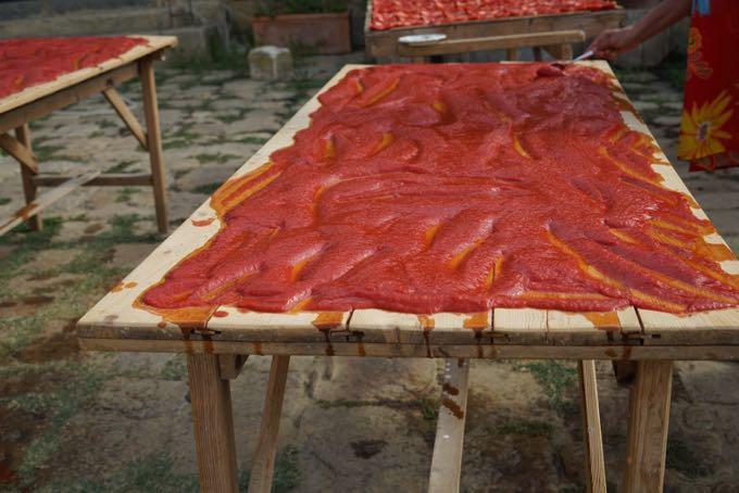 Tomato Paste in Sicily